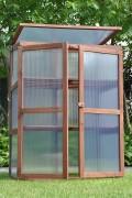 Patio greenhouse Rosemary's Choice