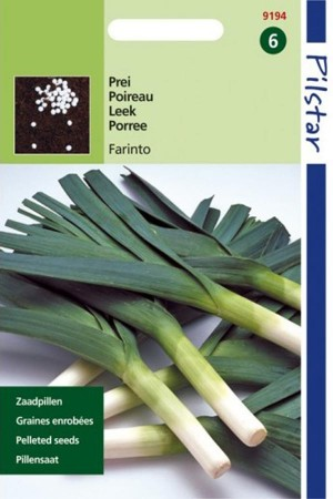 Zaadpillen - Pillenzaad Farinto Pilstar - Blauwgroene Winter