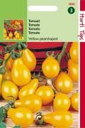 Bush Tomatoes Yellow Pearshaped
