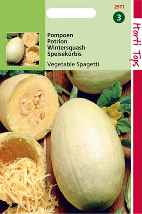 Spaghetti squash pumpkin seeds