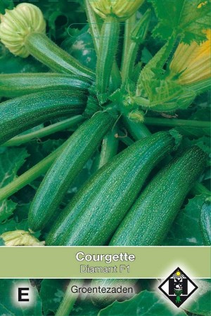 Diamant F1 Courgette - Summer Squash