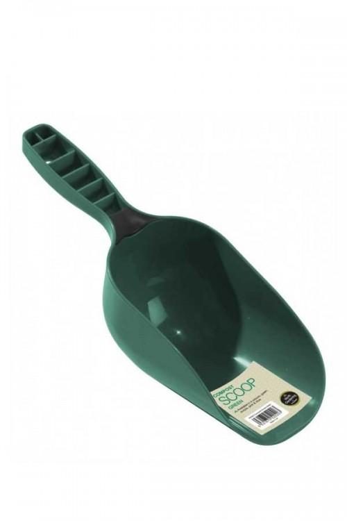 Compost Schep Rond - W2020