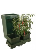 Self Watering Systems Easy2Grow starterset - Black