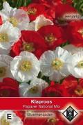 Klaproos National Mix - Papaver rhoeas zaden