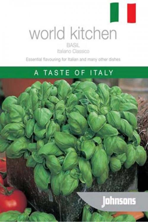 Italiano Classico - Basil