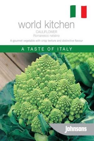 Cauliflower Romanesco Natalino