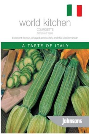 Courgette - Zucchini Striato d Italia
