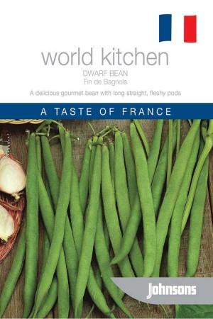 Dwarf French Beans Fin de Bagnols