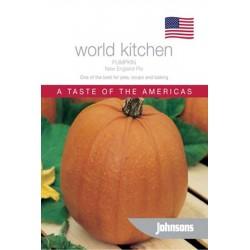 Pumpkin - Squash New England Pie