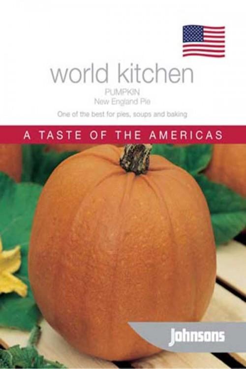 New England Pie - Pumpkin