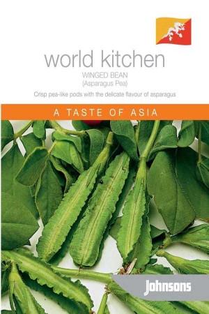 Beans and Peas Asparagus Pea