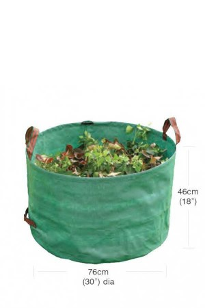 Handy Garden Tools Large Heavy Duty Garden Bag
