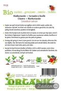 Bladkoriander Organic - Biologische Koriander zaden