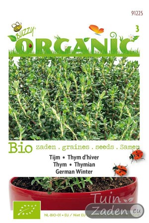 Organic seeds Thym German Winter