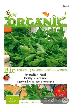 Organic seeds Gigante d Italia Parsley