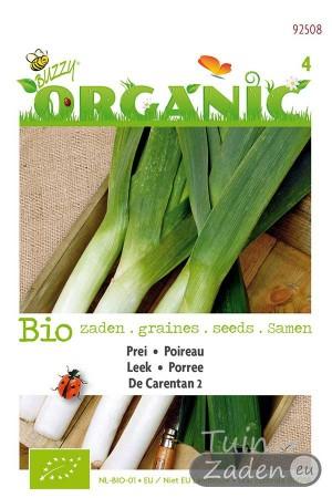 Biologische zaden De Carentan 2 Herfstprei