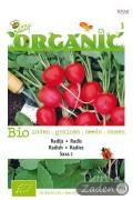 Saxa 2 Radijs - Organic