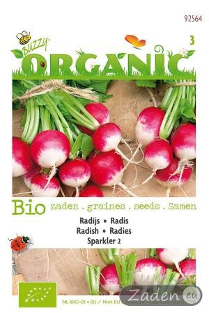 Organic seeds Sparkler 2 Radish