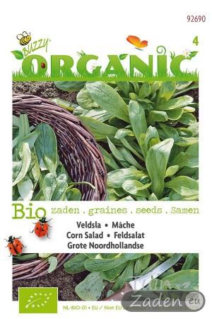 Organic seeds Grote Noord-Hollandse Corn Salad