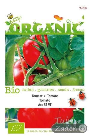 Biologische zaden Ace 55 VF Tomaat