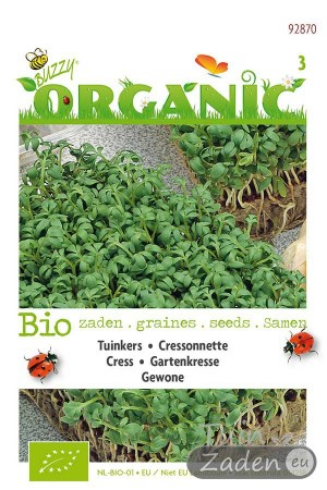 Organic seeds Cress