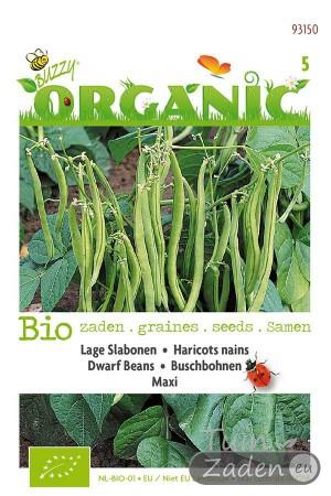 Organic seeds Maxi Dwarf Beans