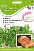 Cut & Eat Organic Daikon Radish Sprouts Organic
