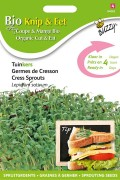 Cut & Eat Organic Cress Sprouts Organic