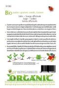 Salie Organic - Biologische Salie zaden