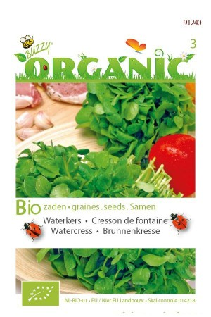 Organic seeds Watercress