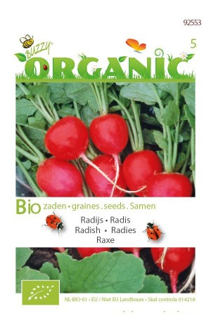 Organic seeds Raxe Radish