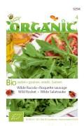 Biologische zaden Wilde Rucola Meerjarig