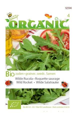 Organic seeds Wild Rocket