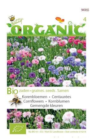 Organic seeds Cornflowers