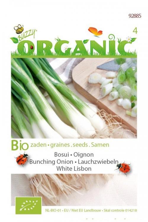 White Lisbon Bosui - Organic