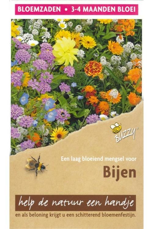 Bees Low Flowering