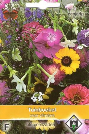 Vlinder Bloemen Mengsel Vlinder Mengsel Tuinboeket