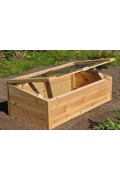 Strawberry Queen wooden greenhouse