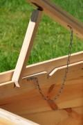 Strawberry Queen houten broeikas