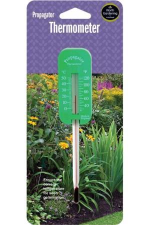 Meetinstrumenten Grond Thermometer Klein