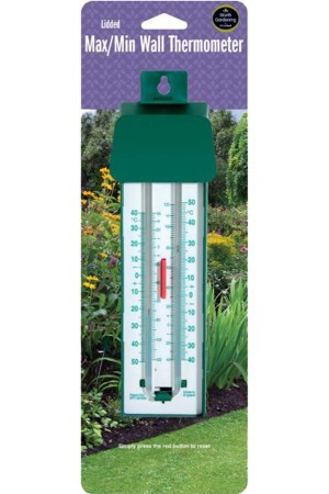 Measuring Equipment Min-Max Wall Thermometer