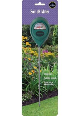 Meetinstrumenten pH Grond Meter