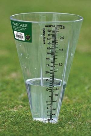 Measuring Equipment Rain Gauge Meter