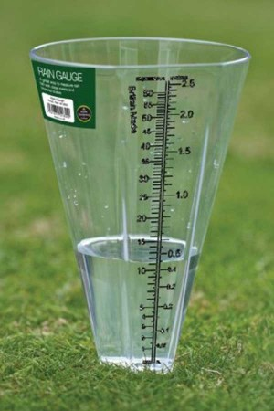 Measuring Equipment Rain Gauge Meter