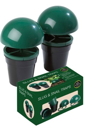 Slug and Snail trap Slug Snail Trap - 2 pack