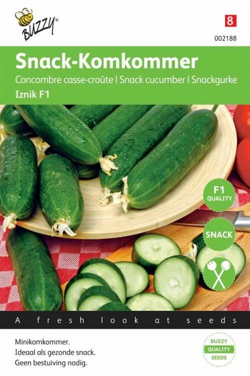 Cucumber Mini Iznik F1