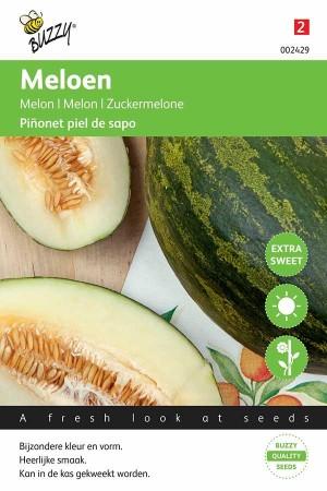 Meloen & Watermeloen Pinonet Piel de Sapo