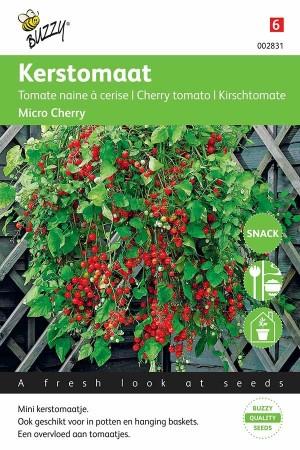 Cherry / Kerstomaten Zaden Micro Cherry - Hangende Kerstomaat
