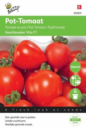 Cherry Tomatoes Heartbreaker Vita