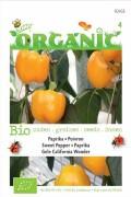 Gele California Wonder Paprika - Organic